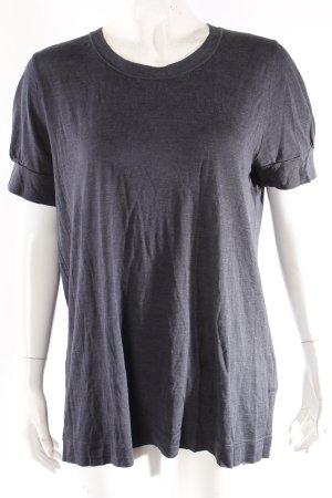COS T-Shirt dunkelblau