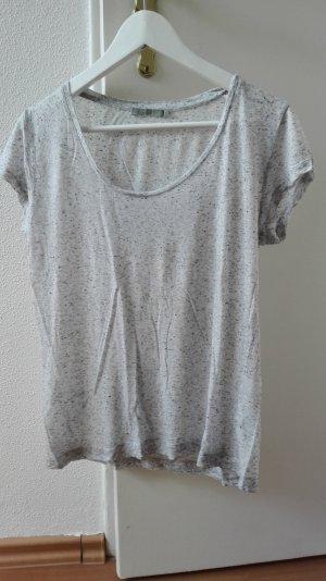 COS T-Shirt grau oversize S 36 Basic minimal clean chic