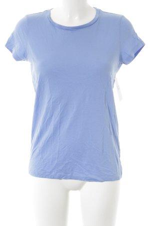 COS T-Shirt himmelblau schlichter Stil