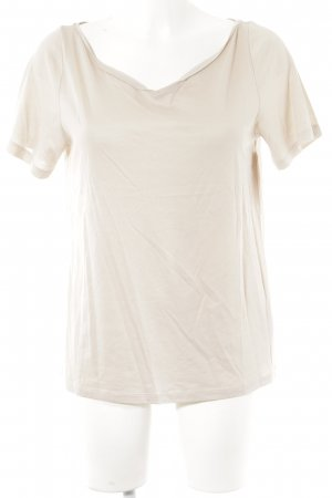 COS T-Shirt nude casual look