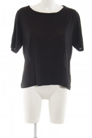 COS T-shirt noir style décontracté