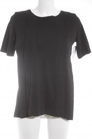COS T-Shirt schwarz Casual-Look