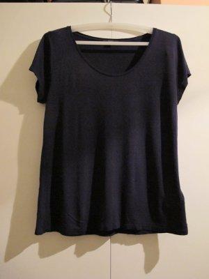 COS T-Shirt Top Oberteil Shirt Tunika S blau
