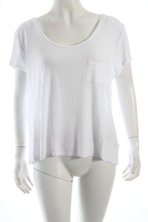 Cos T-Shirt weiß schlichter Stil