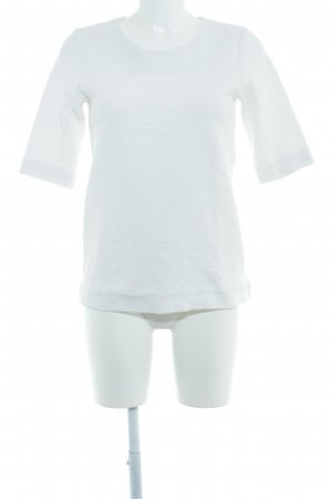 COS T-Shirt wollweiß Casual-Look
