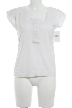 COS T-Shirt wollweiß Casual-Look