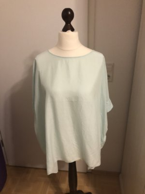 COS Silk Top turquoise-mint