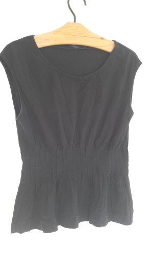 COS Top Shirt Shirttop Blusentop gesmokt S