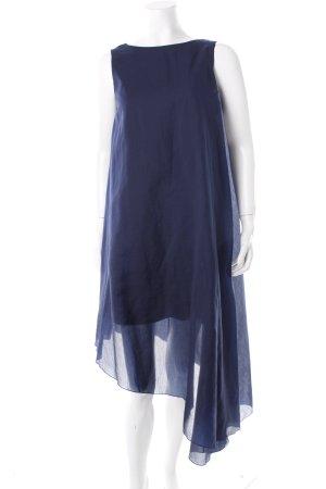 COS Trägerkleid dunkelblau schlichter Stil