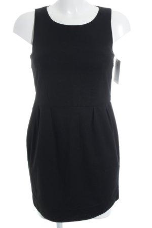 COS Trägerkleid schwarz klassischer Stil