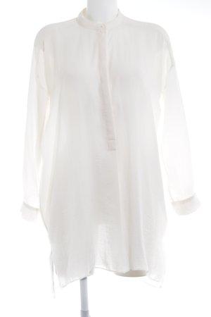 COS Transparenz-Bluse wollweiß Elegant