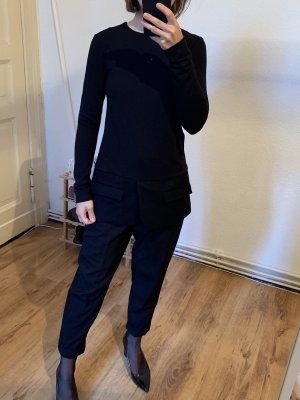 COS Long Sweater black