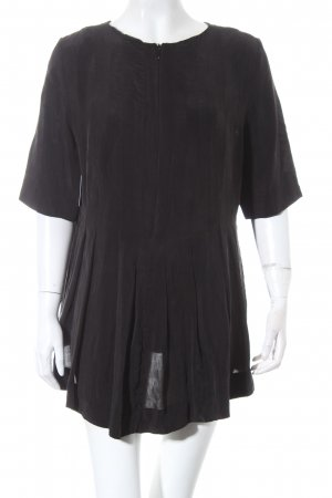 COS Tunikabluse schwarz minimalistischer Stil