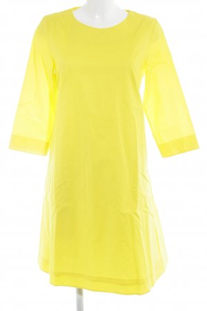 COS Tunic Dress yellow casual look