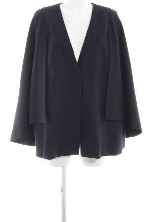 COS Between-Seasons-Coat blue business style