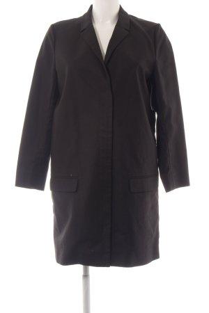COS Between-Seasons-Coat black minimalist style