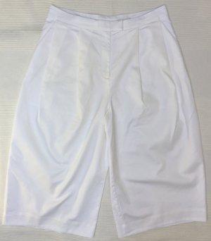 COS Pantalone culotte bianco
