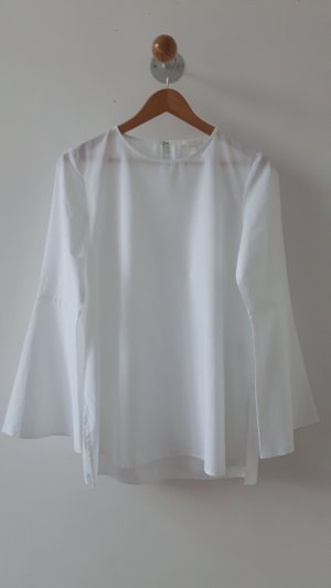 COS Blouse Top white