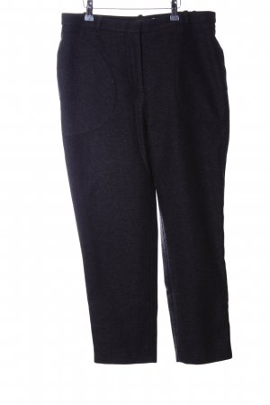 COS Woolen Trousers black business style