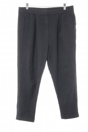 COS Woolen Trousers taupe elegant