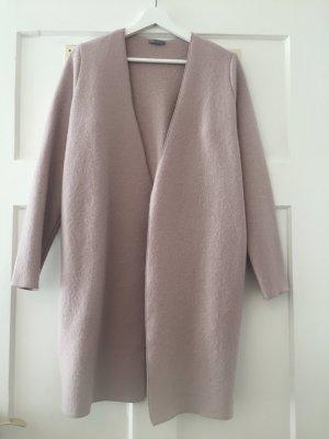 COS Chaqueta de lana rosa empolvado