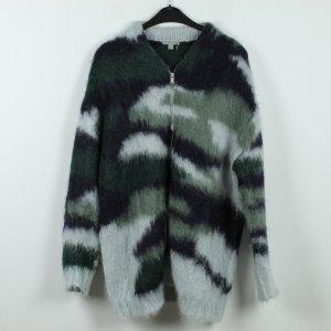COS Chaqueta de lana multicolor Lana