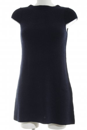 COS Wollkleid blau Casual-Look
