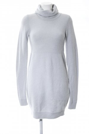 COS Vestito di lana grigio chiaro stile casual
