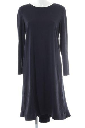 COS Wollen jurk donkerblauw zakelijke stijl