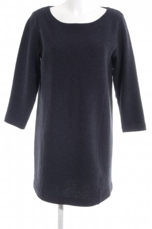 COS Wollkleid dunkelblau Casual-Look