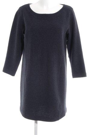 COS Wollen jurk donkerblauw casual uitstraling