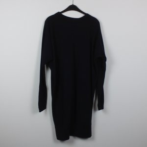 COS Wollkleid Gr. S dunkelblau oversized long (19702/084)