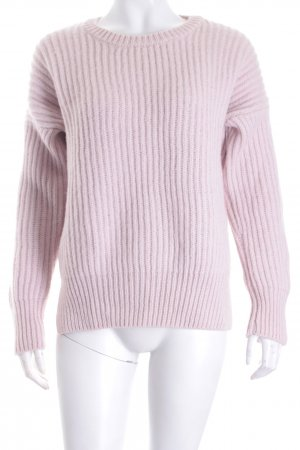 COS Wollpullover altrosa Casual-Look