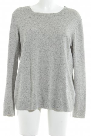 COS Wollpullover meliert Casual-Look