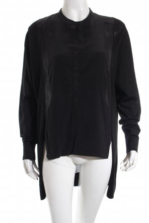 COS Wollpullover schwarz Urban-Look