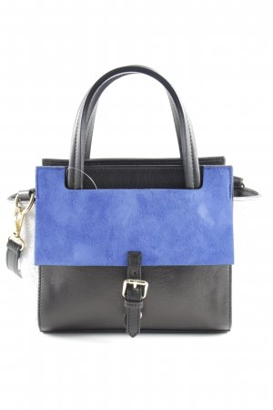 Cosmoparis Carry Bag color blocking urban style