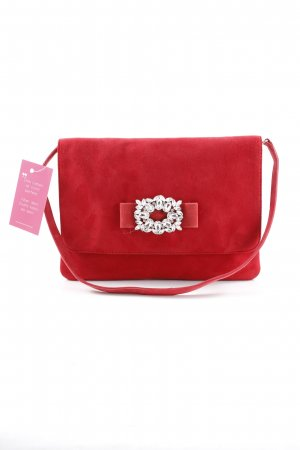Cosmoparis Mini Bag dark red '20s style
