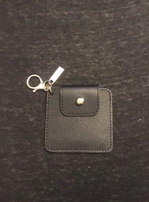 Porte-clés noir-doré