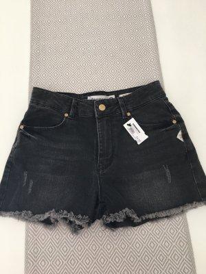 Shorts nero-grigio scuro