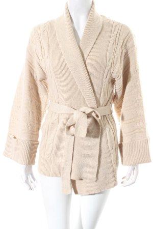 Costa Blanca Cardigan beige Casual-Look