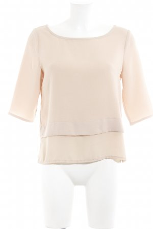 Costes Langarm-Bluse nude Business-Look