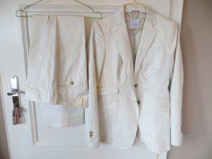 CoSTUME NATIONAL Anzug Seide-Baumwolle