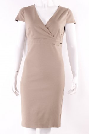 Costume National Etuikleid beige