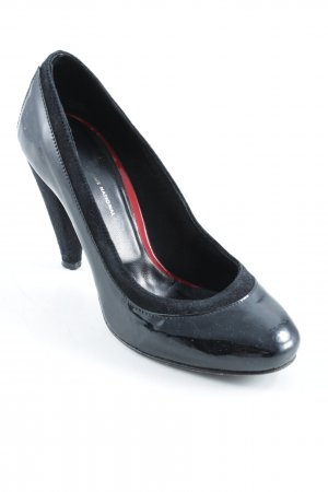 Costume National High Heels schwarz Elegant