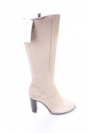 Costume National Stiefel beige
