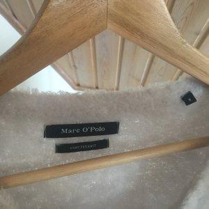 Marc O'Polo Oversized trui stoffig roze-wolwit Wol