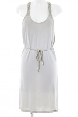 Cotton Candy Jerseykleid beige Casual-Look