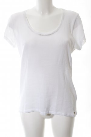 Cotton Candy T-Shirt weiß Casual-Look