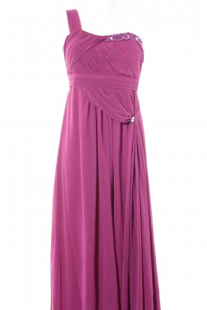 Cotton Club Abendkleid violett Elegant