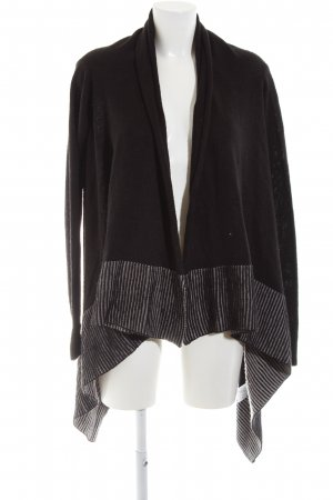 Cotton On Knitted Cardigan black-grey casual look